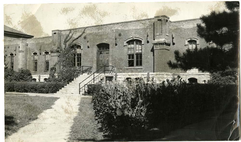 University Hall first floor