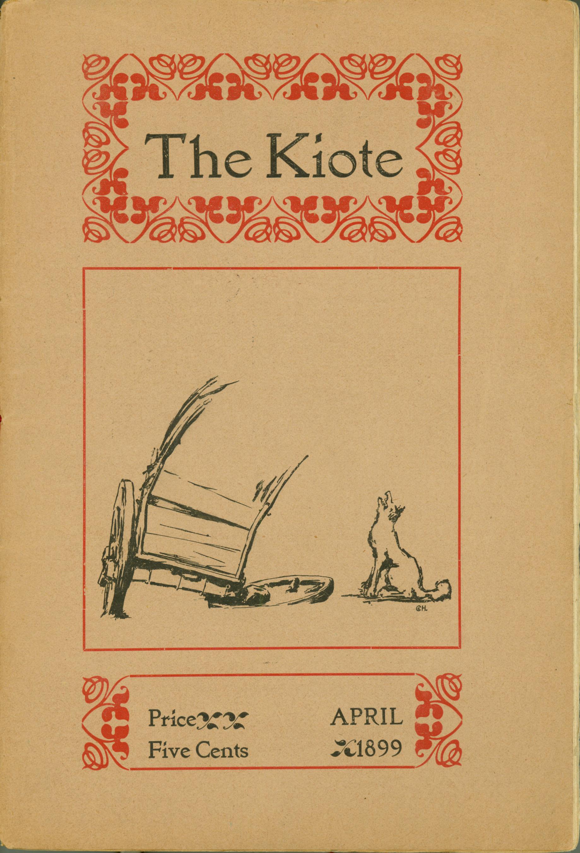 The Kiote April 1899