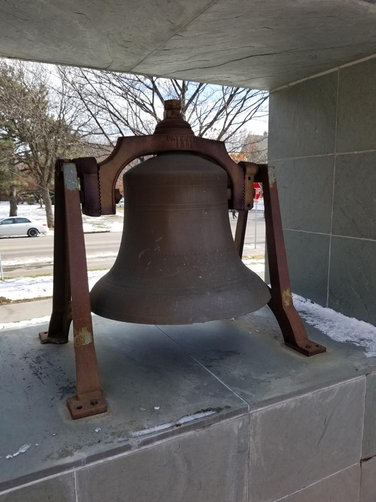 University Hall bell