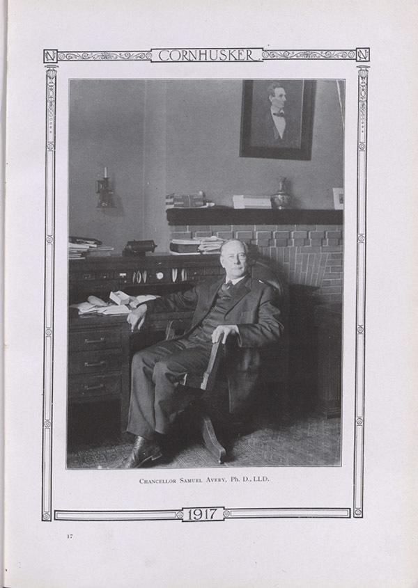 Chancellor Samuel Avery
