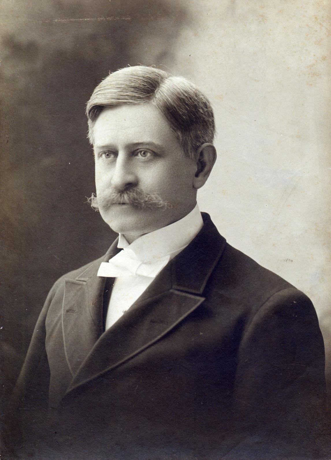 George E. MacLean portrait
