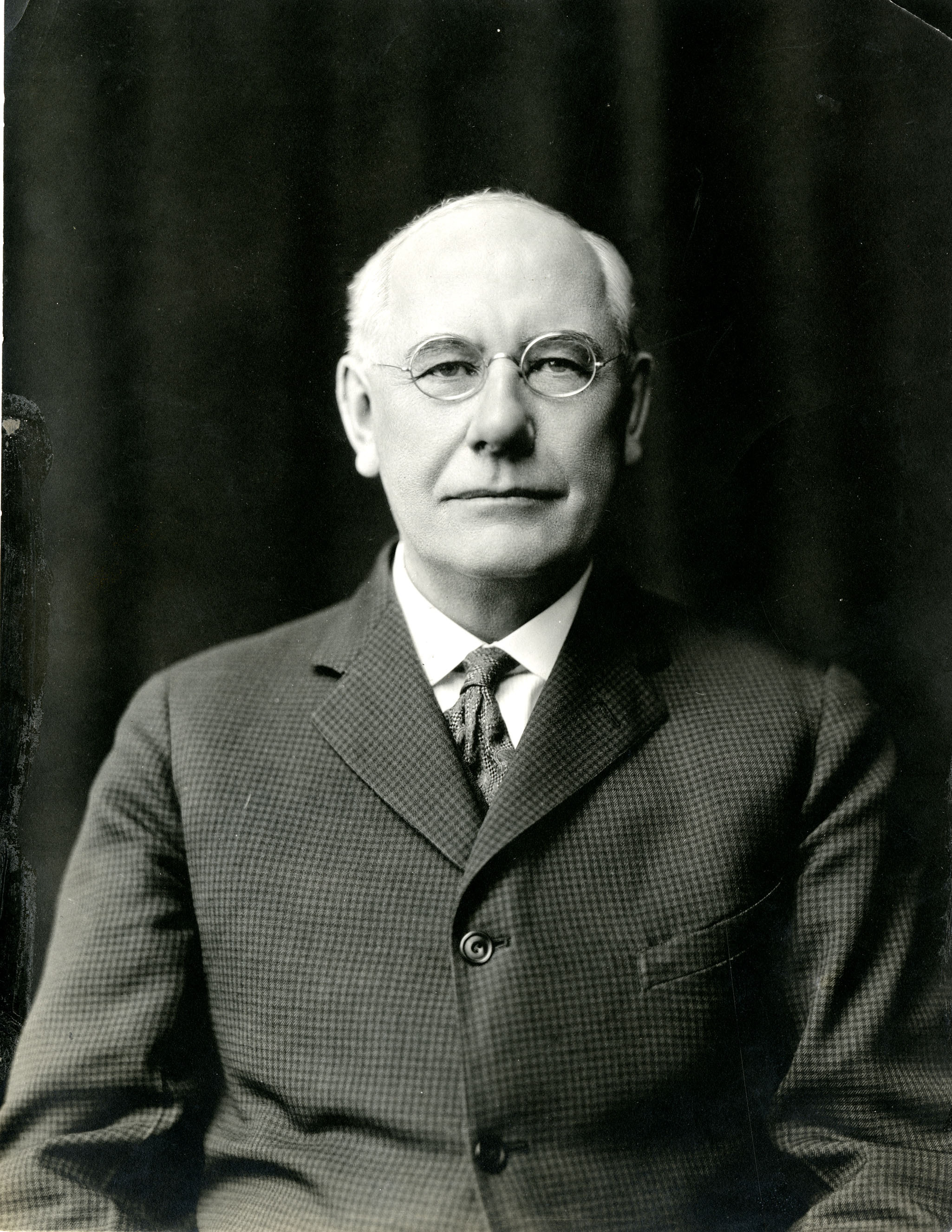 Samuel Avery portrait