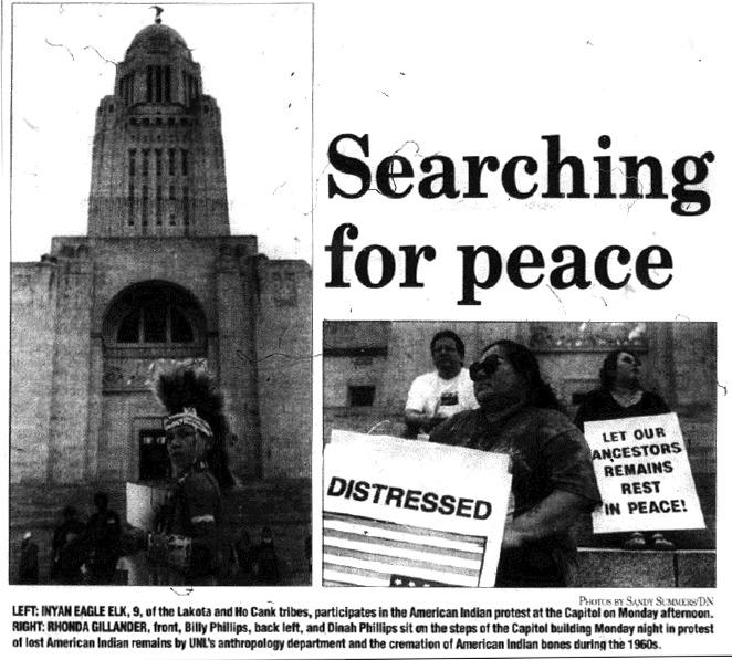 Photographs, Daily Nebraskan