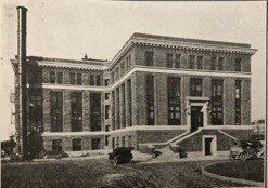 Photo, College of Medicine Building
