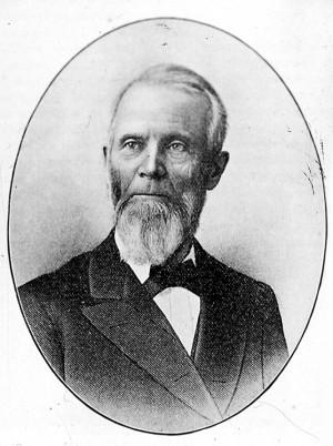 Edmund B. Fairfield portrait