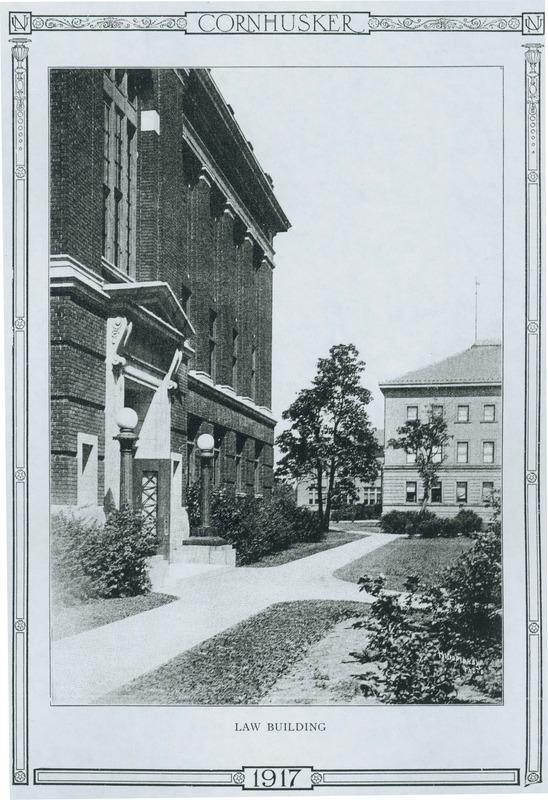 University Law Building 1917