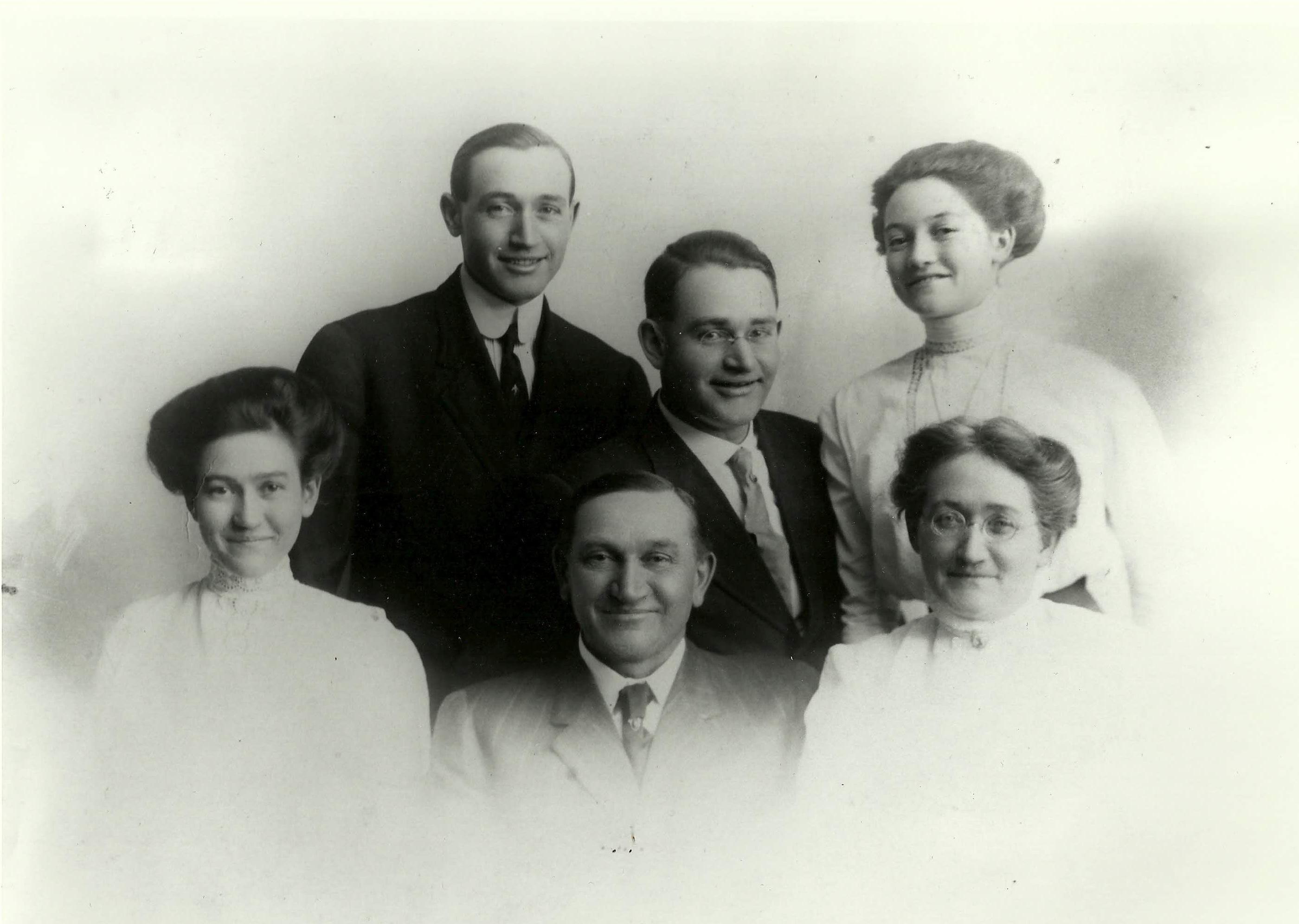 Perin family portrait