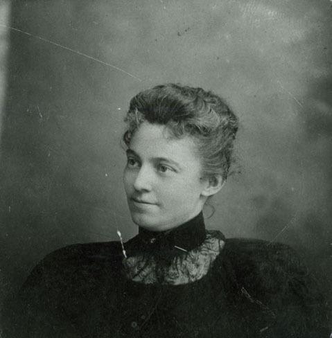 Carrie Belle Raymond portrait