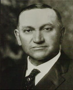 S. W. Perin portrait