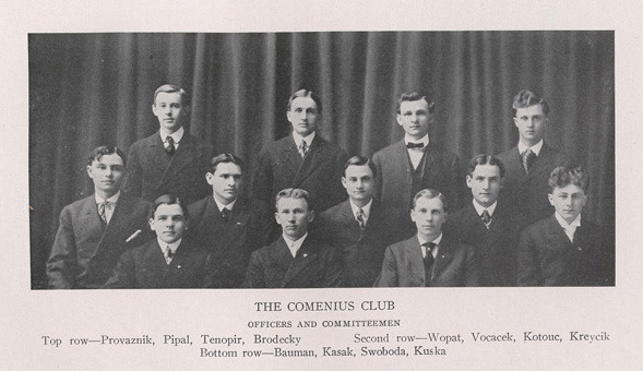 The Comenius Club 1907