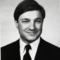 Graham B. Spanier portrait