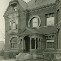 Ellen Smith Hall