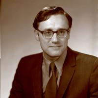 Peter Magrath portrait