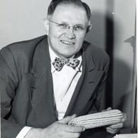 Reuben Gustavson portrait