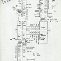 Love - Heppner Halls Floorplan Floor 1