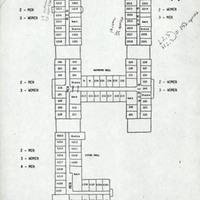 Love - Heppner Halls Floorplan Floor 2