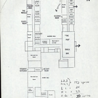Love - Heppner Halls Floorplan Basement