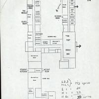 Love - Heppner Halls Floorplan Basement
