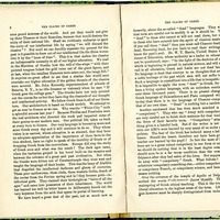 "Article, ""The Claims of Greek,"" pages 6-7"