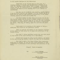 Membership to the Union