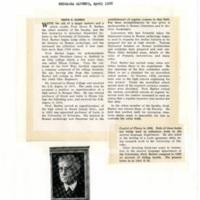 Nebraska Alumnus - Grove E. Barber