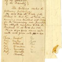 Encyclopedia Brittanica Vote - George E. Church