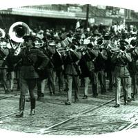 Picture:  Armistice Parade