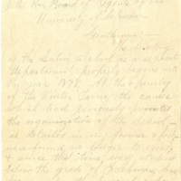 Palmer - 1878 Latin School Report (1)<br />