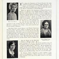 Directors of Women's Sports