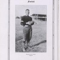 1916 Nebraska Football Captain