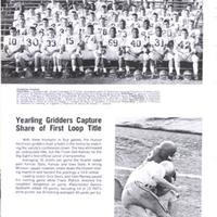 <h2>1966 University of Nebraska Junior Varsity Football Team</h2>