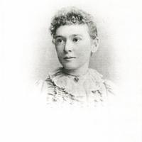 Louise Pound portrait