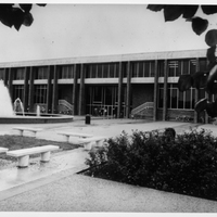 Picture of the Union Plaza and original Broyhill Fountain