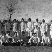 Football team 1890