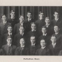 Group portrait, Palladians