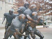 Legacy Statue II