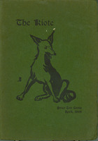 The Kiote April 1898 Cover
