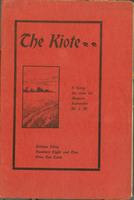 The Kiote August-September 1900
