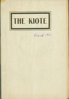 The Kiote March 1901