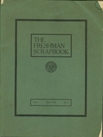 The Freshman Scrapbook May 1925