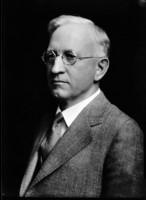 Edgar A. Burnett portrait