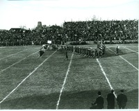 "Picture:  1911 Halftime ""N"""