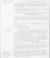 Resignation Letter, E. Benjamin Andrews