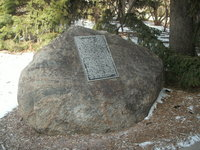 Picture of East Campus Native American Memorial