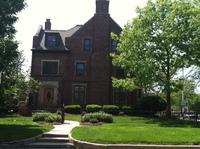 The Home of Delta Delta Delta