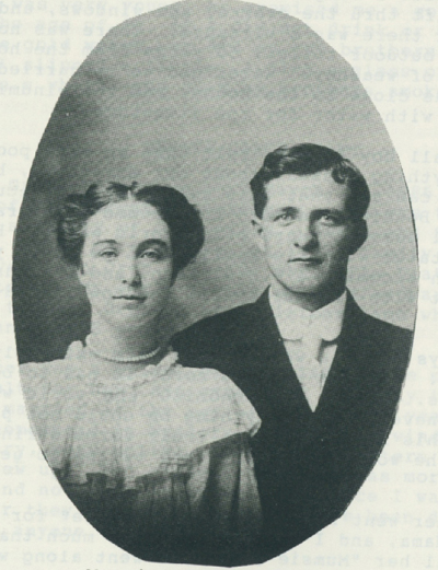 Bessie and Fred Metzger.