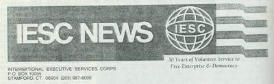 IESC letterhead.