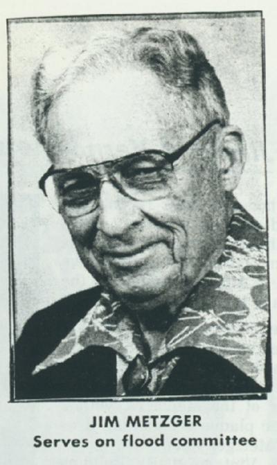 Jim Metzger file photo.