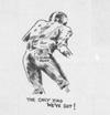Student Power cartoon, c. 1968.