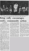 An article by Connie Winkler as seen in the April 3, 1969 Daily Nebraskan, c. 1969.